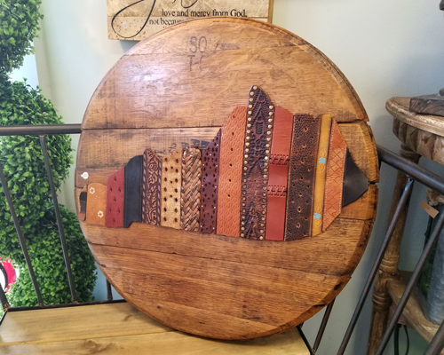Barrel Art